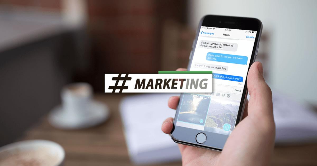 Les chiffres-clés des SMS commerciaux